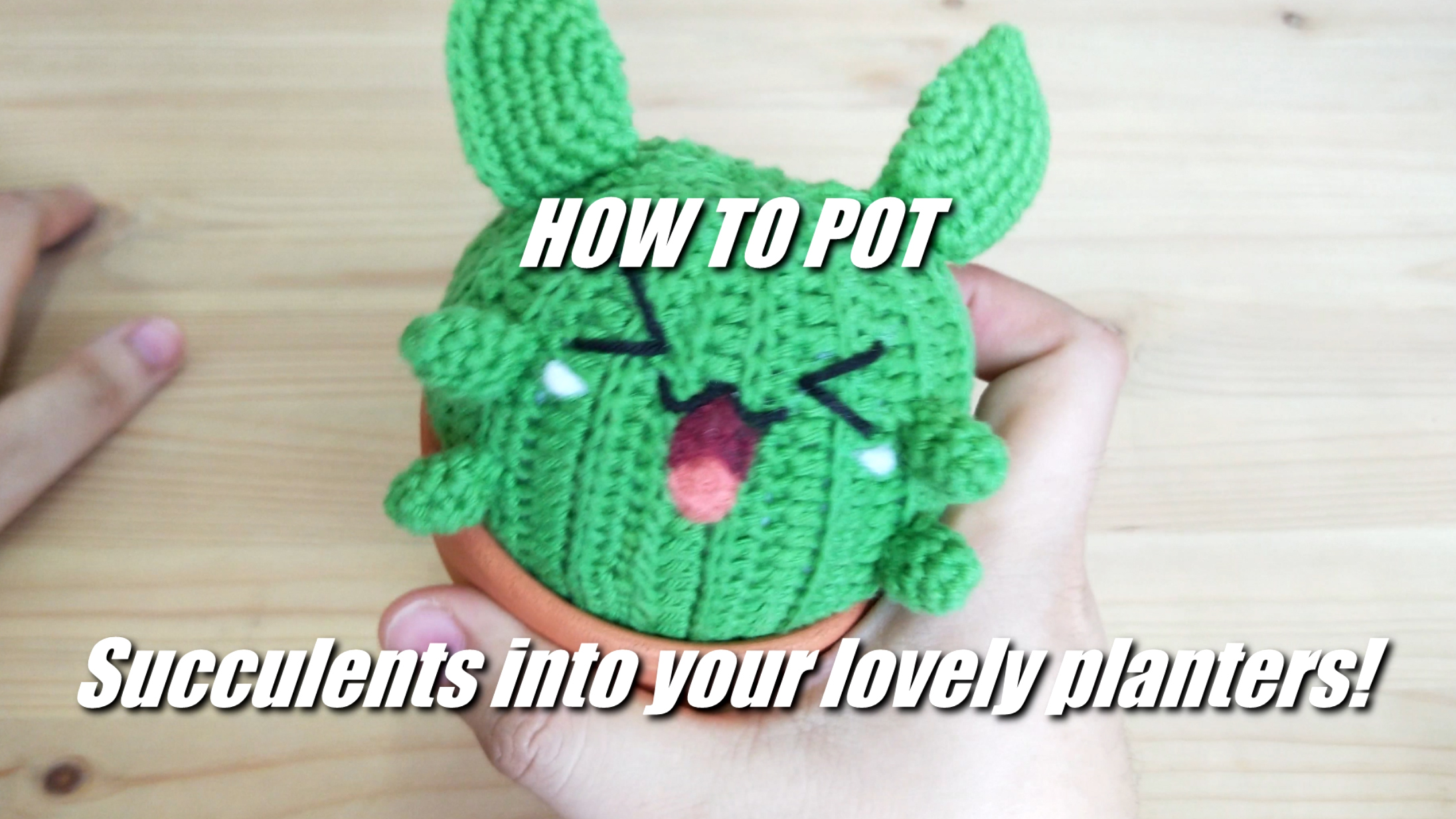 how to pot